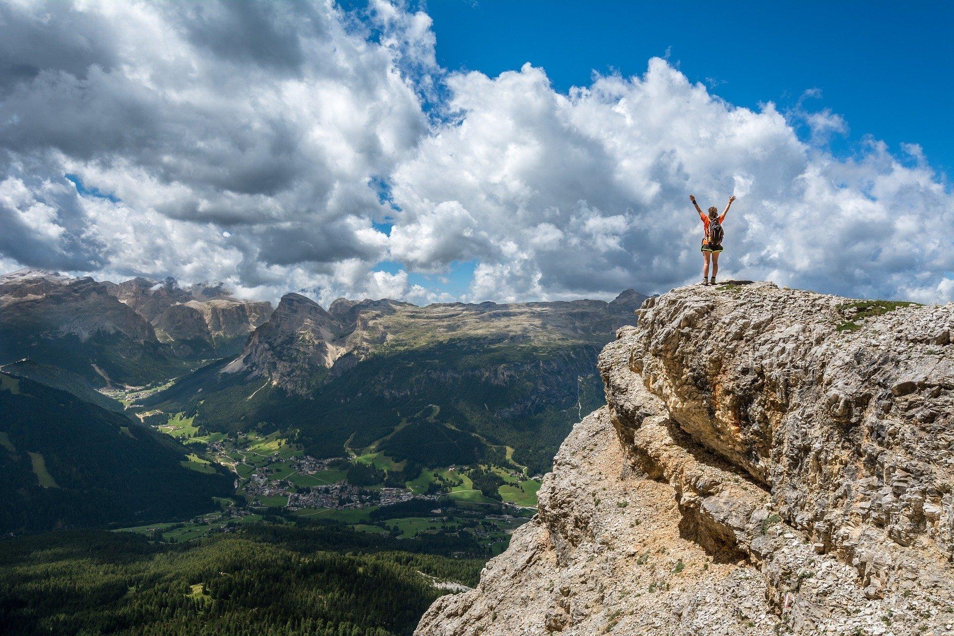 目標は「やりたいこと」で「叶いそうにない」ことを設定する